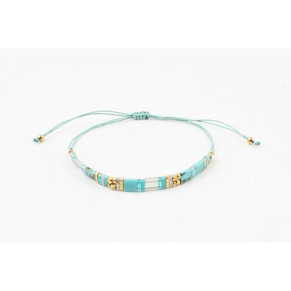 "Armband ""Calla"" turquoise"