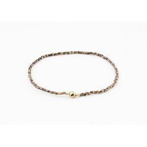 """Bracelet """"Marial"""" brown"""