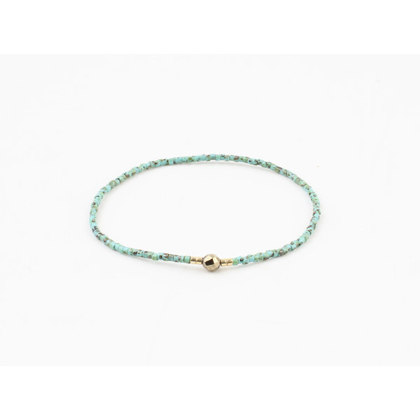 """Armband """"Marial"""" turquoise"""