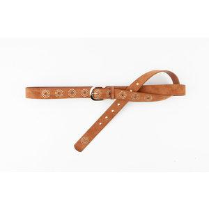 """Belt """"Denny"""" brown"""