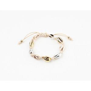 """Bracelet """"Ennis"""" silver / gold"""