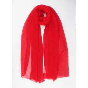 """Scarf """"Odessa"""" red"""