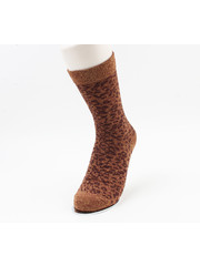 "Socks ""Kalida"" brown"
