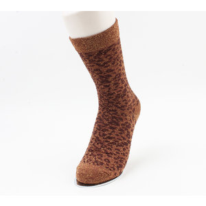 "Socks ""Kalida"" brown"