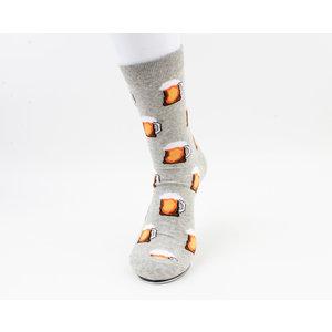 """Heren sokken """"Oceola"""" grijs"""