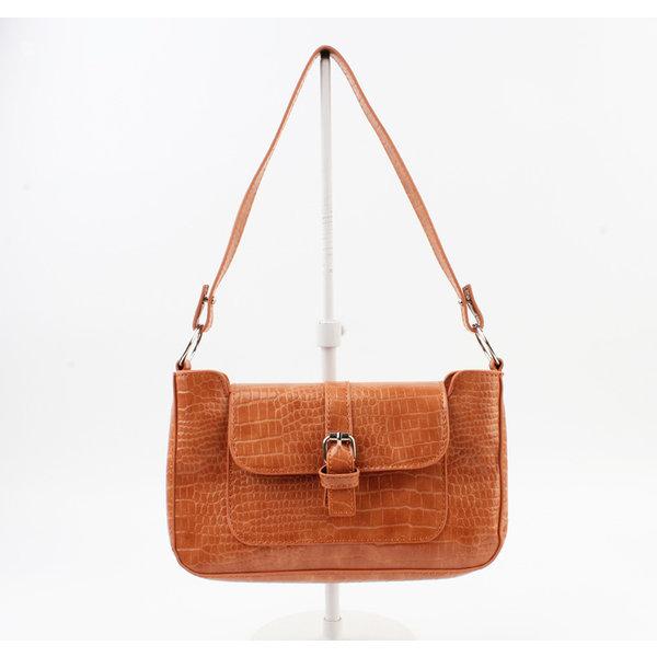 "Crossbody bag ""Madera"" rust"