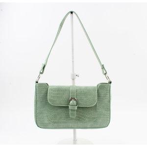 """Crossbody bag """"Madera"""" green"""