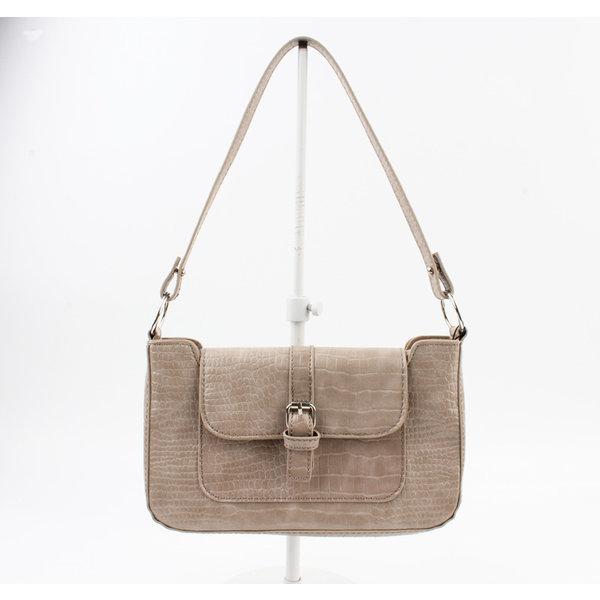 """Crossbody bag """"Madera"""" brown"""
