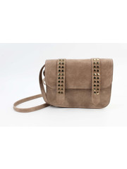 "Crossbody bag ""Marlin"" brown"