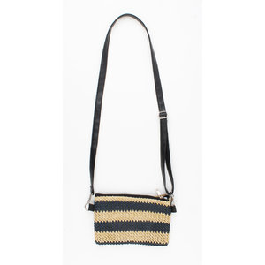 "Crossbody bag ""Roblin"" black"