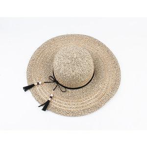 "Flap hat ""Fedora"" brown"