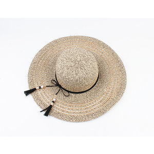 "Flap hoed ""Fedora"" bruin"