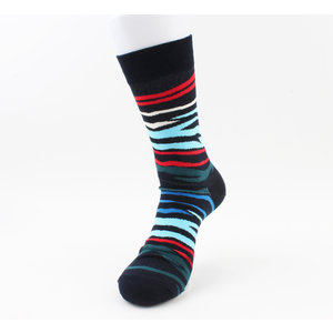"Men's socks ""Charles"" blue / black"