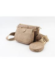 """Crossbody bag """"Ottumwa"""" brown"""