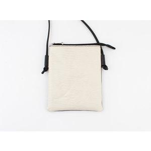 """Crossbody bag """"Kirley"""" white"""