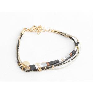 """Bracelet """"Myrtle"""" gold"""