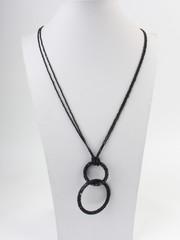 "Necklace ""Carlotta"" black"
