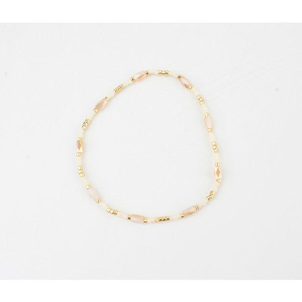 """Armband """"Marian"""" beige"""
