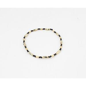 "Bracelet ""Marian"" black"