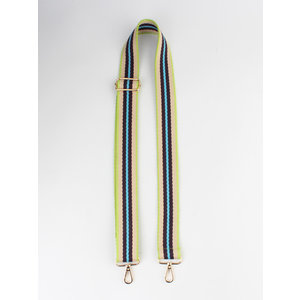 "Carrying strap for bags ""Omira"" lime"