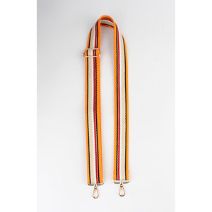 "Carrying strap for bags ""Omira"" orange"