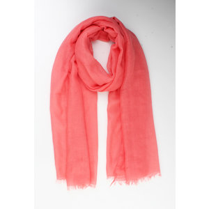 """Scarf """"Myton"""" coral"""