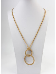 "Necklace ""Carlotta"" gold"