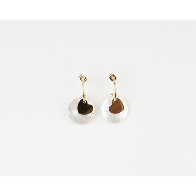 "Earring ""Adena"" gold"