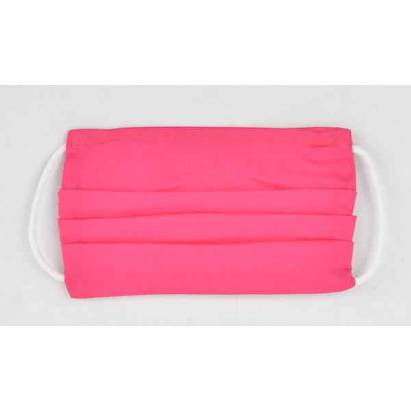 """Face mask """"Uni R M"""" pink, per 5 pcs."""