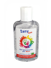 "Disinfectant Hand Gel""Sany Care"" 80ml, per 12pcs."