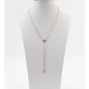 "Necklace ""Mesic"" gold"