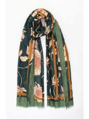 "Scarf ""Africaantje"" green gables"