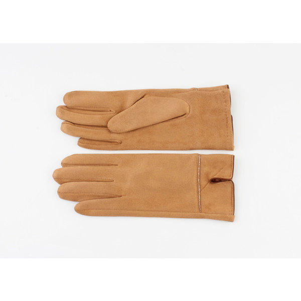 """Handschoen """"Acacia"""" bruin"""