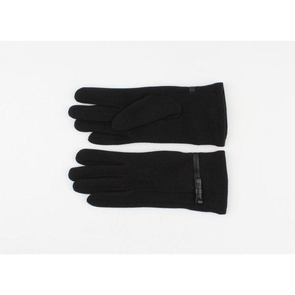 """Handschoen """"Lisi"""" zwart"""