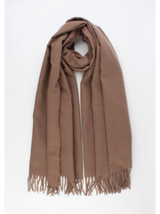 "Scarf ""Candy"" taupe"
