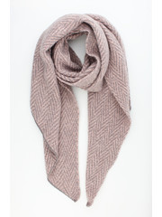 "Scarf ""Bexney"" rose"