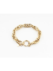"Armband ""Medusa"" goud"