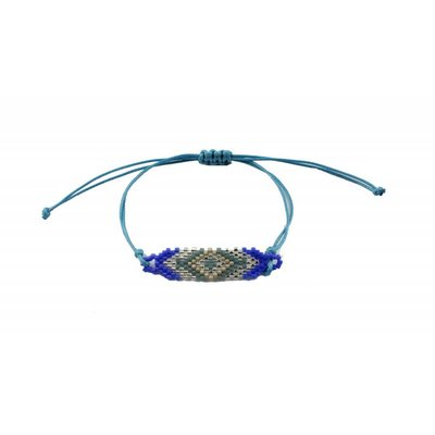 Armband | Ibiza | Blue