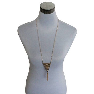 Ketting | Triangle | Gold