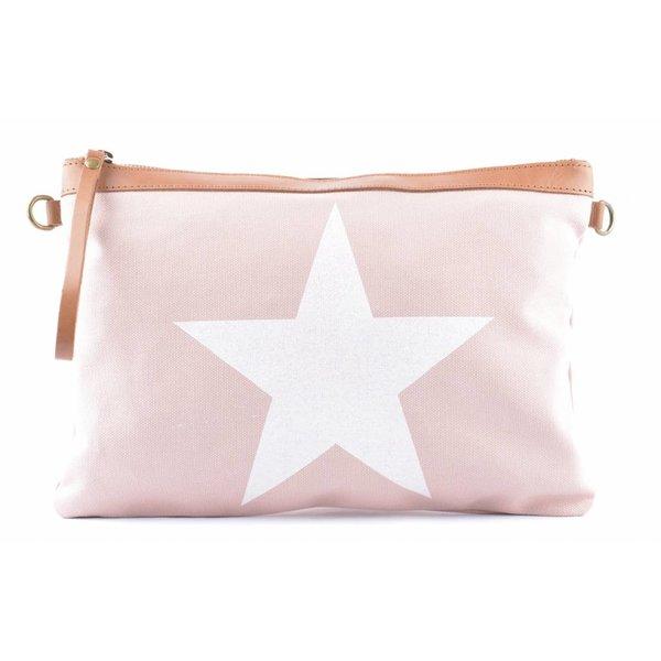 """Tasche """"Stern"""" rosa"""