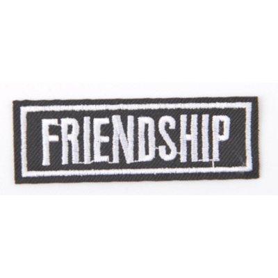 Badge Friendship