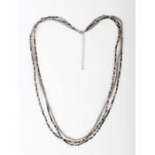 Multi Necklace/Bracelet Stainless Steel (353081)
