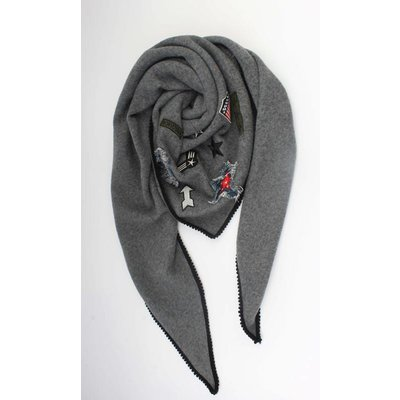 Scarf Patched (812756)