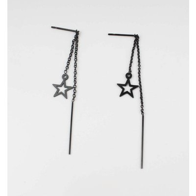 Earring stainless steel (358115)