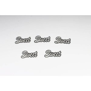 "Patch ""Sweet"" per 3st."