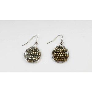 Oorbel beads