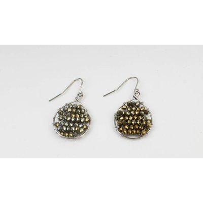 Oorbel beads (335581)