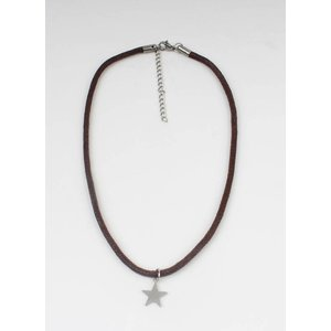 Choker star stainless steel