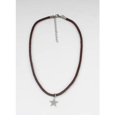 Choker star stainless steel (353082)