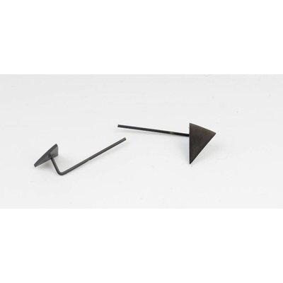 Ohrring dreieck Edelstahl (358074)